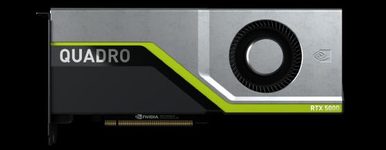 NVIDIA® QUADRO RTX™ 5000