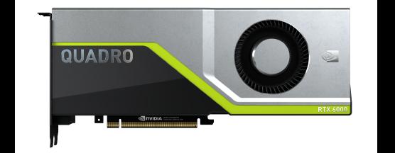 NVIDIA® QUADRO RTX™ 6000