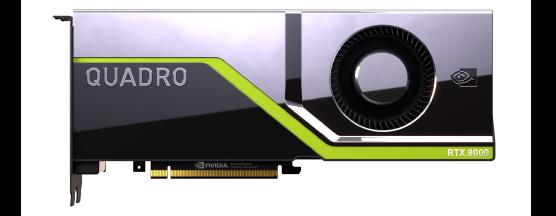 NVIDIA® QUADRO RTX™ 8000