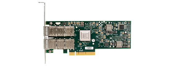Mellanox製 InfiniBandホストチャネルアダプタ(ConnectX-3)