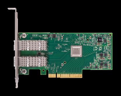 Mellanox製10/25GbEネットワークインターフェースカード(ConnectX-4 Lx EN、デュアル)