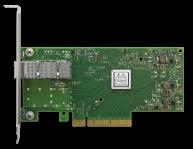Mellanox製10/25GbEネットワークインターフェースカード(ConnectX-4 Lx EN、シングル)
