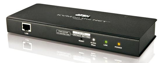 バーチャルメディア対応 over IP KVM(CN8000)