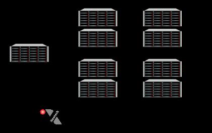 大容量ファイルサーバ