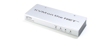 IPリモートアクセススイッチ(KVM on the NET)