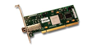 LSI Logic純正 LSI7104XP(4Gbps)FCカード