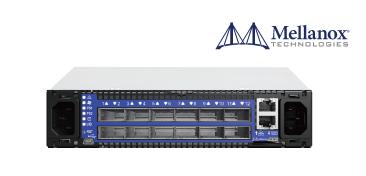Mellanox製Ethernetスイッチ SX1012
