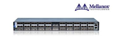 Mellanox製Ethernetスイッチ SX1016