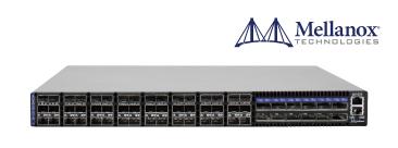Mellanox製Ethernetスイッチ SX1024