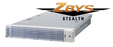 Z-BYS STEALTH(ジービス ステルス)バックアップソリューション
