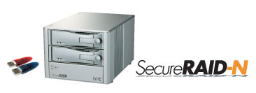 Secure RAID-N
