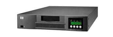HP Storage Works テープ装置