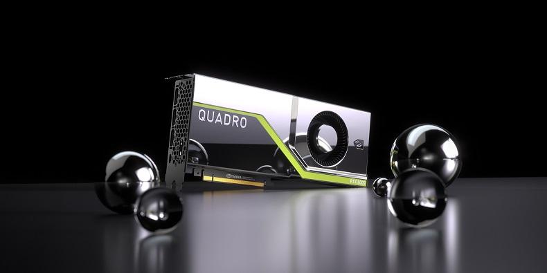 Quadro RTXを採用